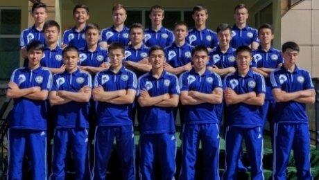 Футболисты юношеской сборной Беларуссии до17 лет победили сверстников изКазахстана