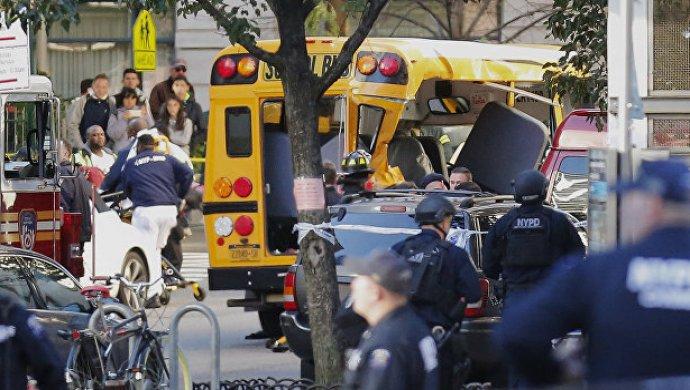 Подозреваемому грозит смертная казнь— Теракт вНью-Йорке