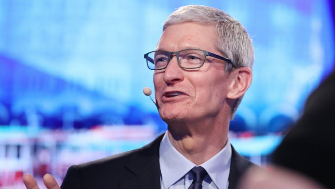Руководитель Apple неувидел проблемы вразмещении политической рекламы всоциальных сетях