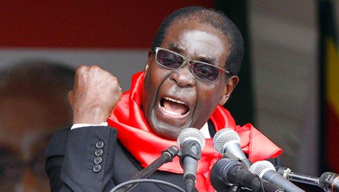 Мугабе отказался отухода вотставку доистечения срока полномочий