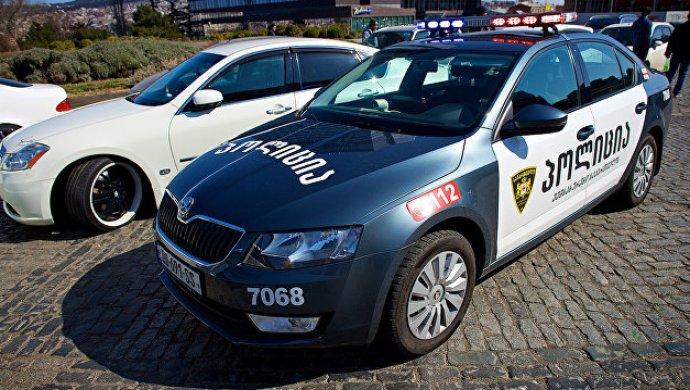 Силовики вступили в стрельбу  сподозреваемыми втерроризме вТбилиси