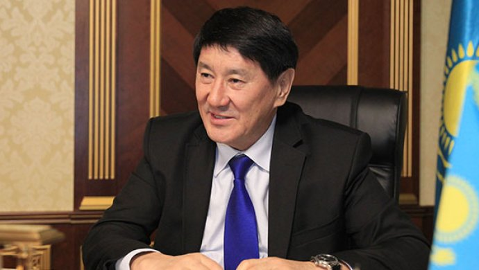 Ермухамет Ертысбаев стал послом Казахстана вБеларуси