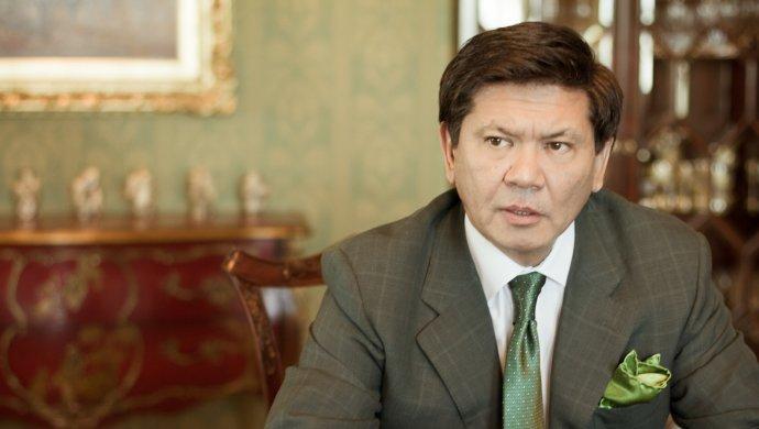 Назарбаев назначил Ертысбаева послом Казахстана в Республики Беларусь
