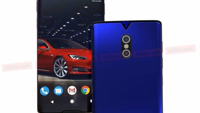 Компания Tesla пока не планировала выпуск смартфонов
