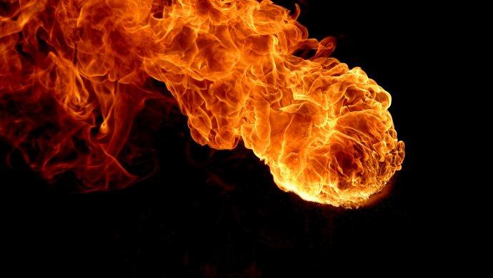Граждане Канады описывают «огненный шар», летевший ирассыпавшийся внебе