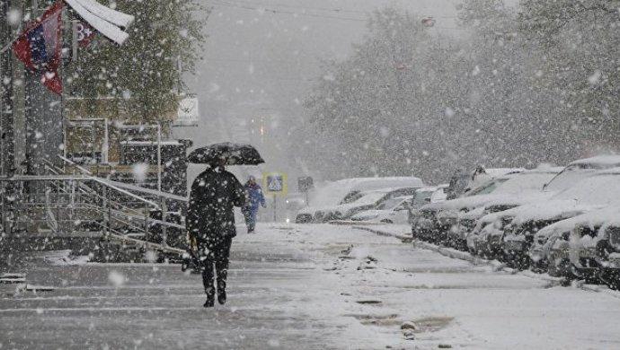 Синоптики прогнозируют потепление— Погода вКазахстане