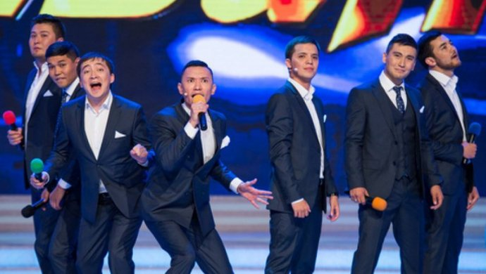 Казахстанская «Спарта» стала чемпионом Высшей лиги КВН
