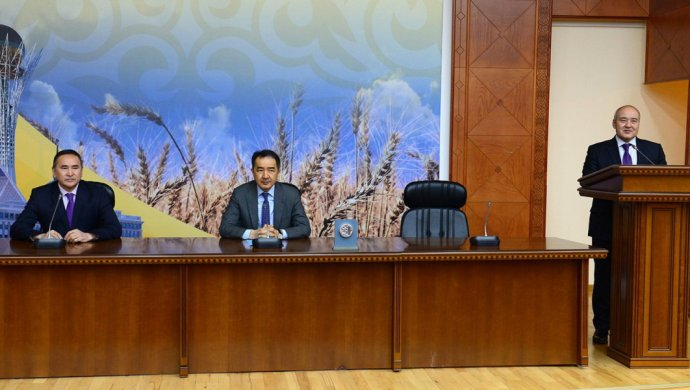 Умирзак Шукеев назначен заместителем премьер-министра— министром сельского хозяйства