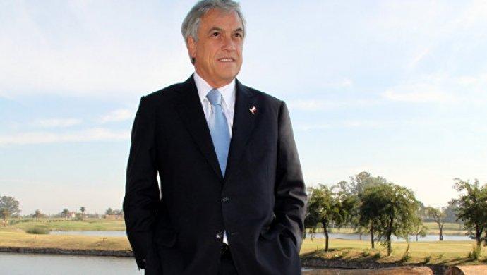 Себастьян Пиньера стал президентом Чили