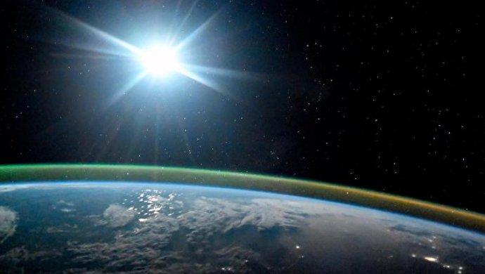 Советский спутник «Целина-Д» рухнул вТихий океан