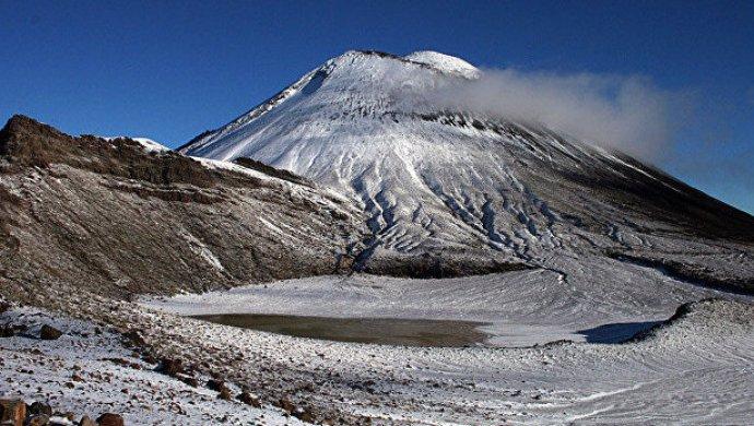 Вулкан в новейшей Зеландии получил права человека