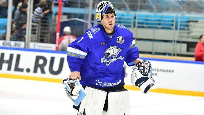 «Барыс» потерпел 4-ое поражение подряд вКХЛ, уступив «АкБарсу»