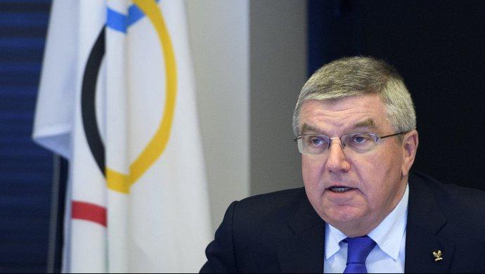 Президент МОК несчитает наказания для русских олимпийцев «мягким»