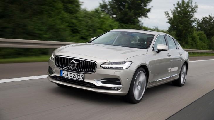 Компания Вольво Cars сказала о рекордных продажах в прошлом году