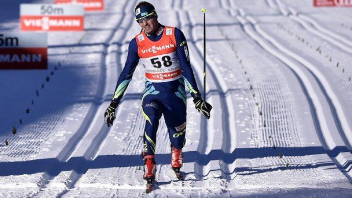 Устюгов лидирует в общем зачете «Тур де Ски»