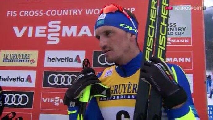 Казахстанец Алексей Полторанин одержал победу этап многодневки «Тур деСки»