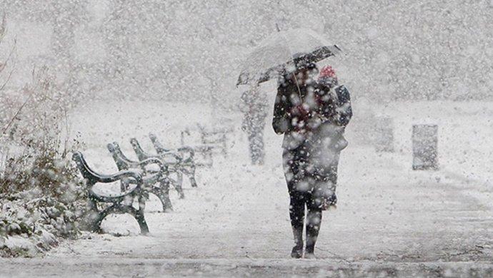 Погода вКазахстане: Потепление вызовет снегопады игололед