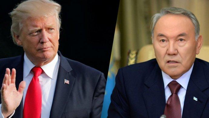 Софициальным визитом вСША прибыл президент Казахстана Назарбаев