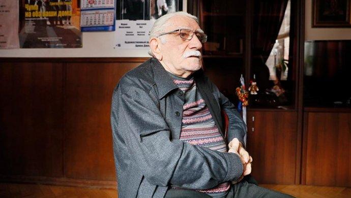 В столице России госпитализировали артиста Армена Джигарханяна