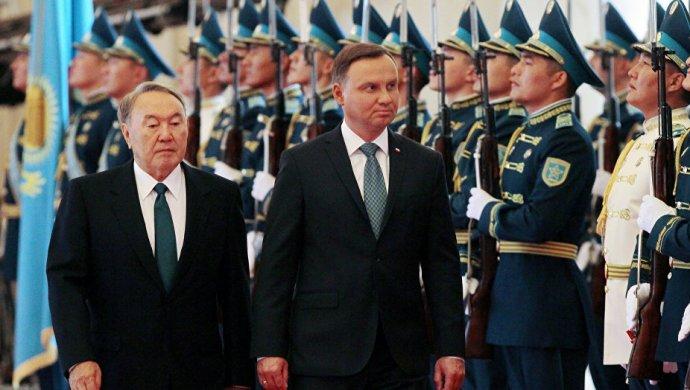 Назарбаев обсудил сотрудничество Казахстана сGoldmanSachs иExxonMobil