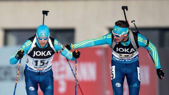 Итальянская милиция провела обыск биатлонистов Казахстана вАнтхольце