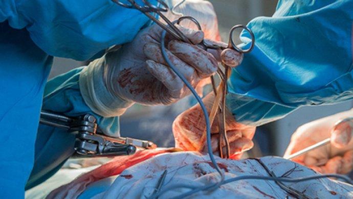 ВСоединенном Королевстве хирурги пришили подростку ступню вместо колена