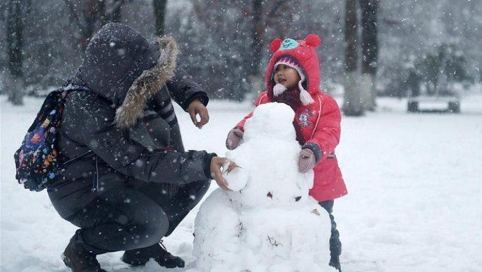 28 граждан Астаны получили обморожение из-за сильного похолодания