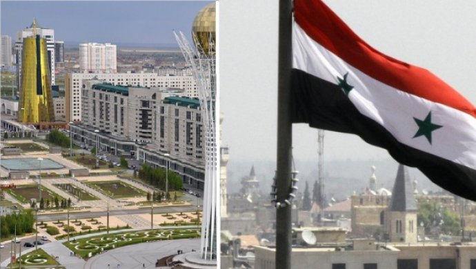 Очередная встреча поСирии может пройти зимой вАстане