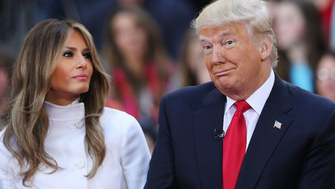 Трамп опровергает, что приставал ксекретарше вНью-Йорке