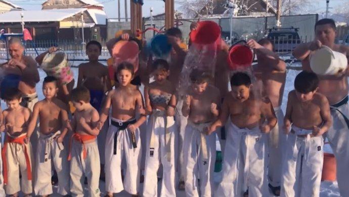 Якутские школьники записали видеообращение кЛеонардо ДиКаприо