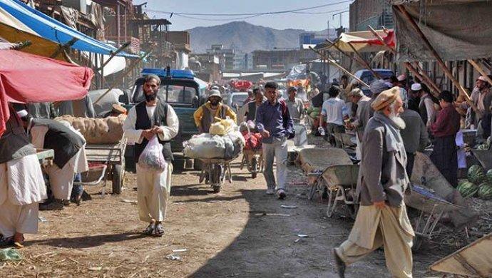 Взрыв встолице Афганистана— есть погибшие