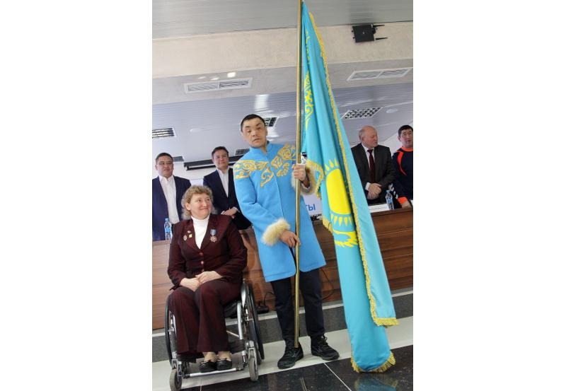 Проводы сборной Украины назимнюю Паралимпиаду-2018. Видео трансляция