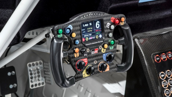 Пока только гоночный концептуальный автомобиль — Новая Тоёта Supra
