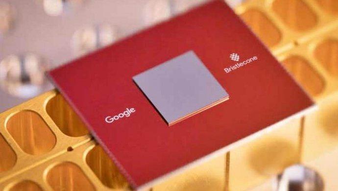 Google разработал квантовый компьютер на72 кубита