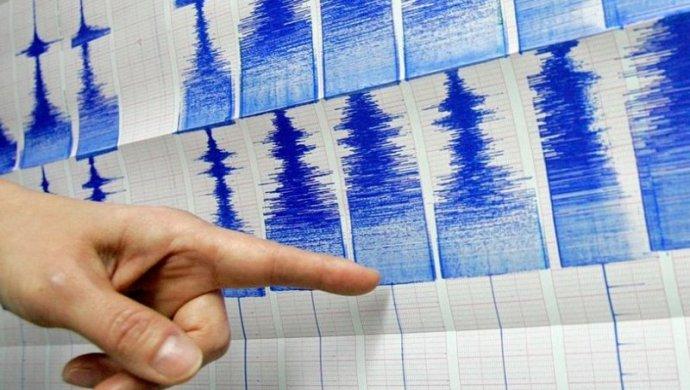 Землетрясение силой 3,9 балла зарегистрировано близ Алматы