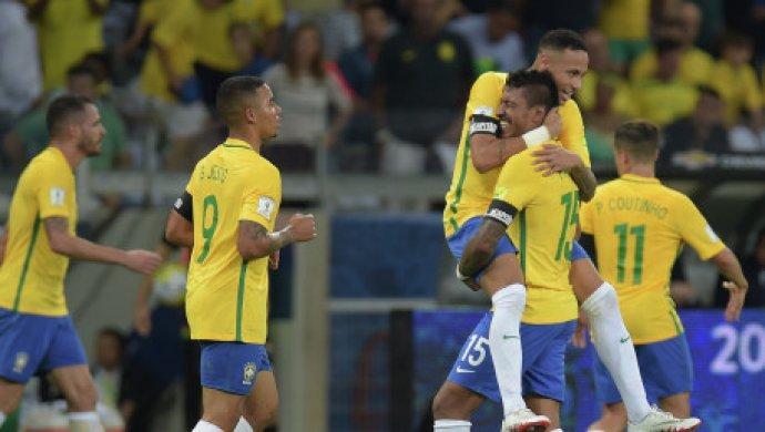 Германия— Бразилия: прогноз букмекеров натоварищеский матч