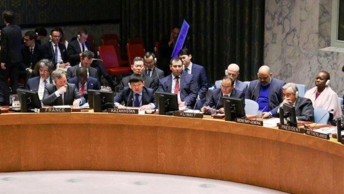СБООН ввел новые санкции вотношении Пхеньяна