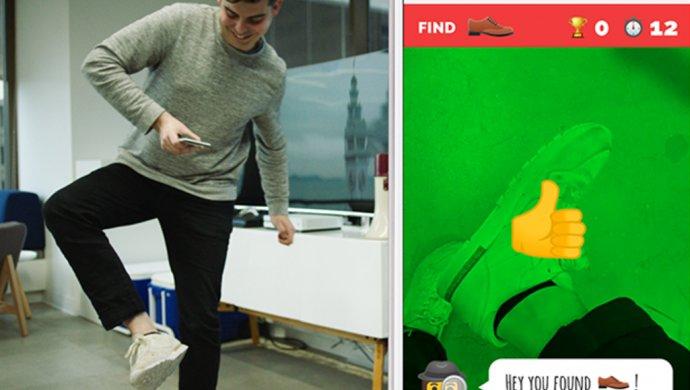 Новая игра от Google ищет эмодзи в реальности с использованием нейросетей