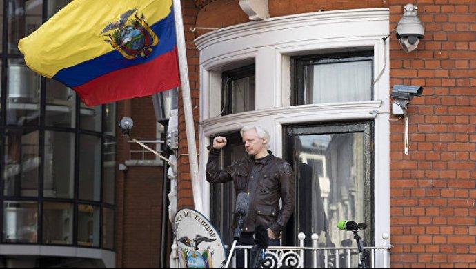 Руководство  Эквадора озвучило траты насодержание Ассанжа впосольстве