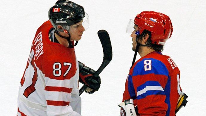 Букмекеры считают Россию аутсайдером матча завыход вполуфиналЧМ похоккею