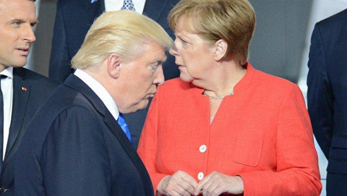 Трамп покинул саммит G7 доего окончания