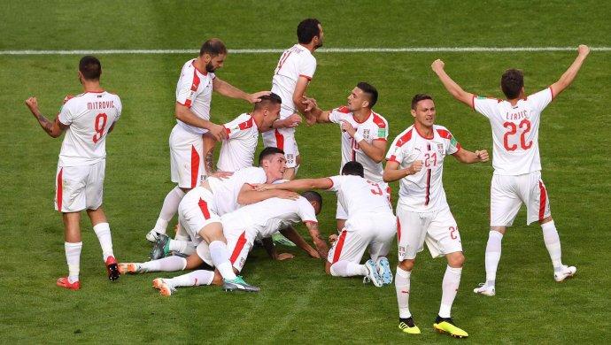 Коста-Рика— Сербия: онлайн-трансляция матча ЧМ-2018— Футбол 24