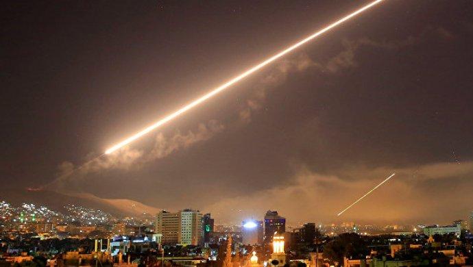 Столицу России иДамаск предупредили опоследствиях нарушения зоны деэскалации вСирии