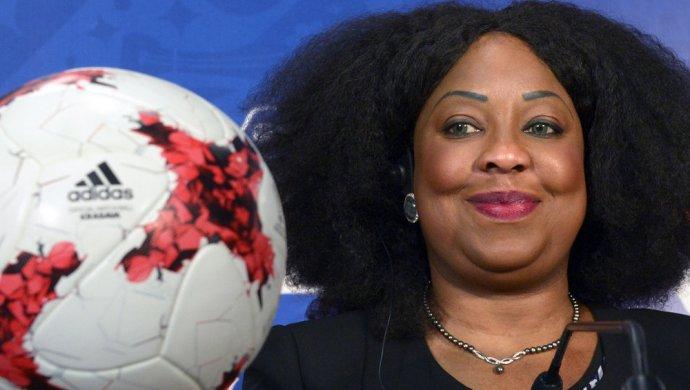«Почему нет?»— впечатленная Россией генеральный секретарь ФИФА размышляет огражданстве