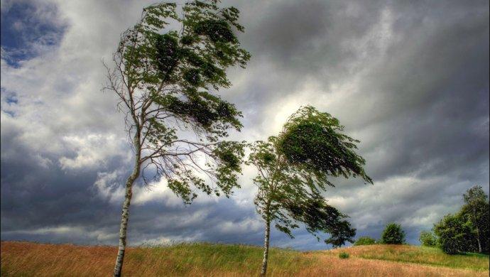ВУкраинском государстве из-за гроз ишквалов объявили штормовое предупреждение