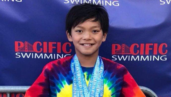 10-летний Кларк Кент побил рекорд Майкла Фелпса 1995 года