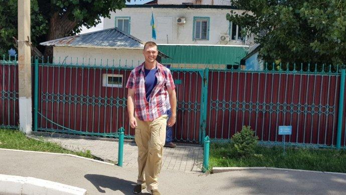 Александр Кузнецов покинул Казахстан
