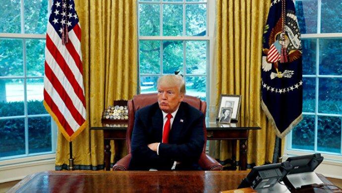 Трамп поведал освоем едином вжизни проступке