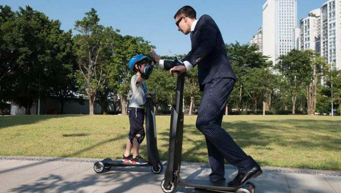 ВUber поведали опланах использовать электросамокаты ивелосипеды