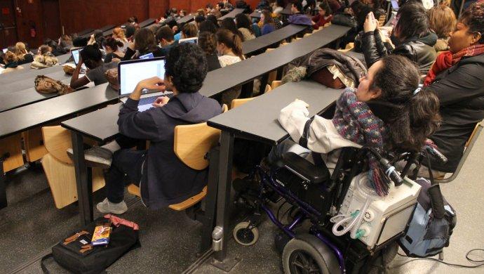 Насколько готовы казахстанские вузы к принятию студентов-инвалидов